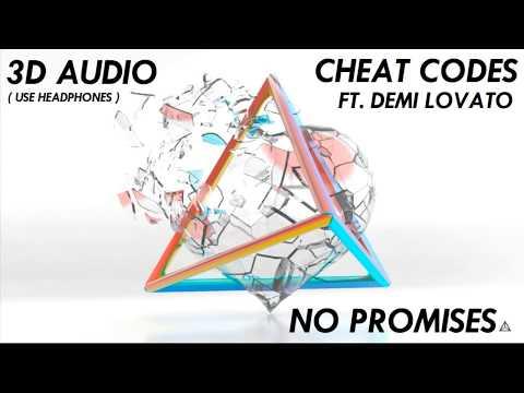 [3D AUDIO] No Promises - Cheat Coded ft. Demi Lovato (USE HEADPHONES!!!)