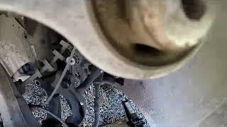 Changer Amortisseur AV Audi A4 B8