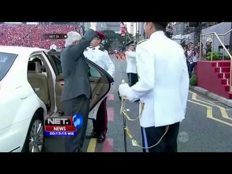 Kemeriahan Perayaan Kemerdekaan Singapura - NET24 Mp3