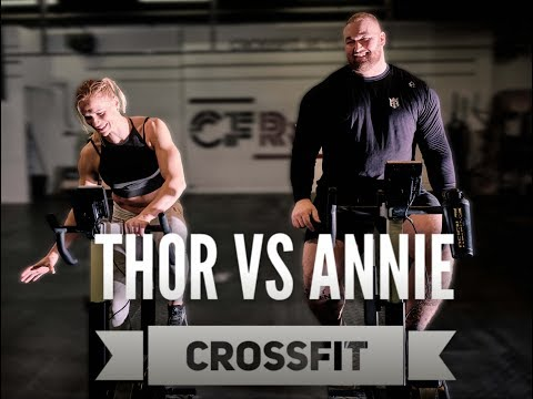 I DID CARDIO WITH 2X FITTEST WOMAN ON EARTH! ANNIE MIST