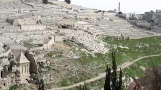 עבר והווה- קברי עמק קדרון, ירושלים - יד אבשלום, זכריה