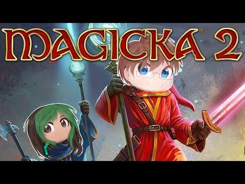 Let's play Magicka 2 - Episode 1