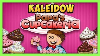 Kizi Game Reviews → Papa's Cupcakeria