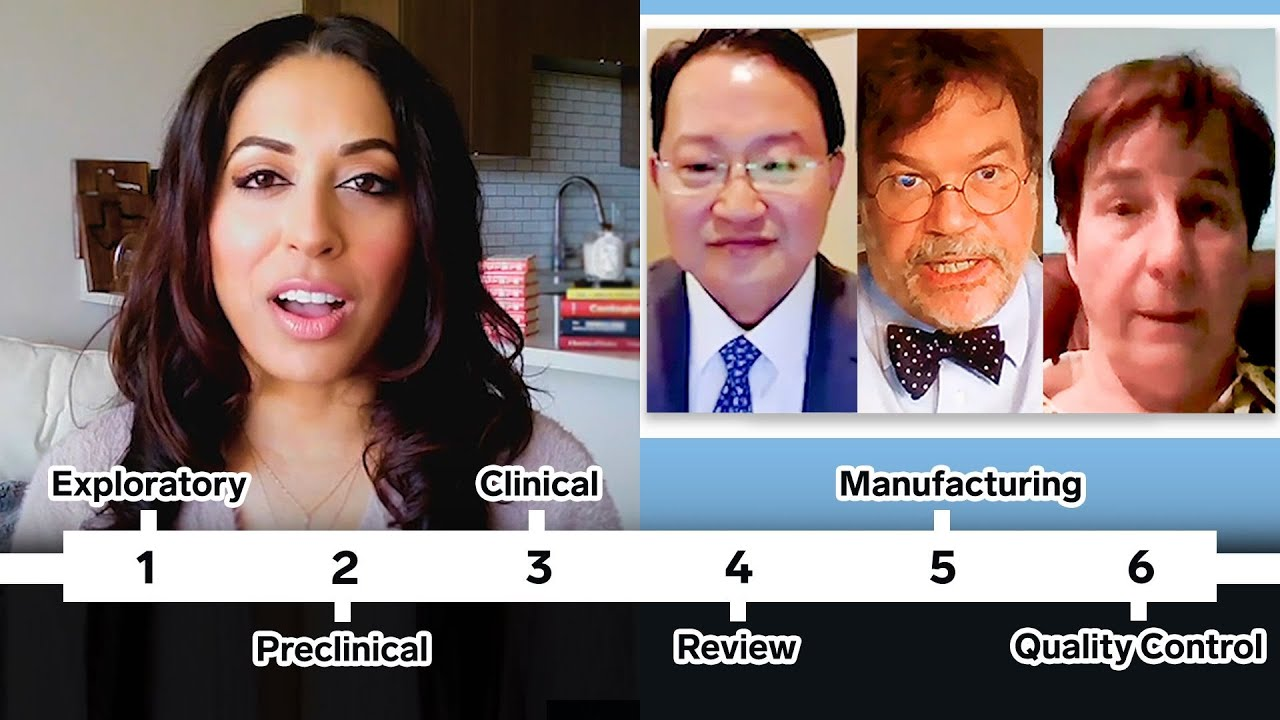 3 Researchers Break Down COVID-19 Vaccines They're Developing (3 Types) | Cause + Control