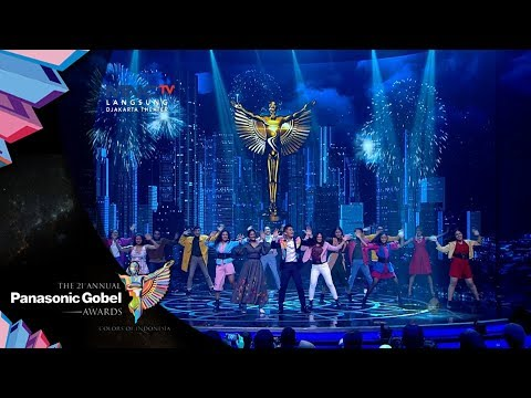 Musical Theme Song Panasonic Gobel Awards 2018 | PANASONIC GOBEL AWARDS 2018