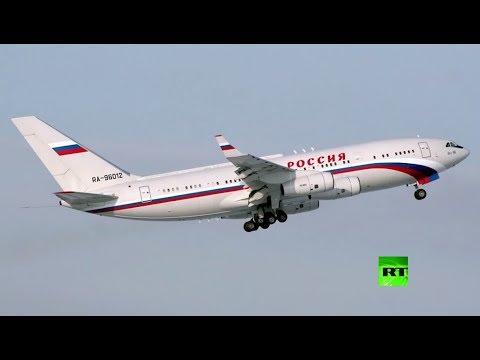 التلميذ الذي حقق بوتين حلمه ينشر فيديو عن الطائرة -رقم 1- في روسيا  - نشر قبل 9 ساعة