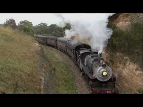 NSW Railways: South and Central West - April 2011