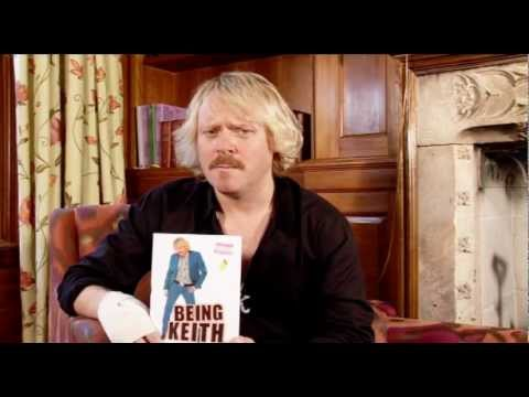 Keith Lemon talks about a book that isn't rubbish