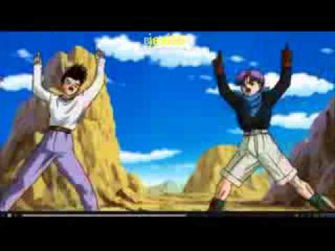 Goten and trunks learn fusion