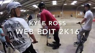 Kyle Ross | Web edit 2k16