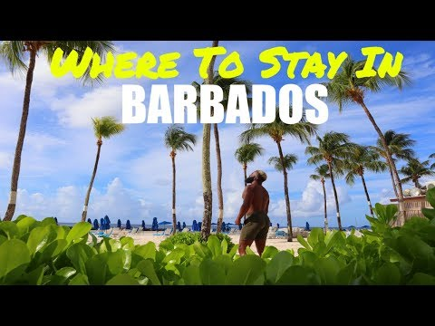 Where To Stay In Barbados? Caribbean Travel Guide