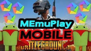 mEMU эмулятор и установка игры с кэшем  PUBG