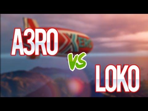 A3RO vs LOKO 6x6 SESSAO CVT (XB ONE)