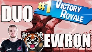 Duo fortnite pop-up cup z EWRONEM!