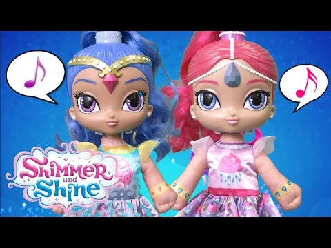 6519548b005 Shimmer and Shine Singing Birthday Wishes Shimmer & Shine from Fisher-Price
