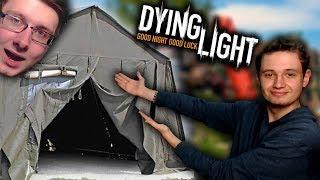 OKRADLIŚMY CAŁĄ MEKSYKAŃSKĄ BAZĘ WOJSKOWĄ w Dying Light z Eybim