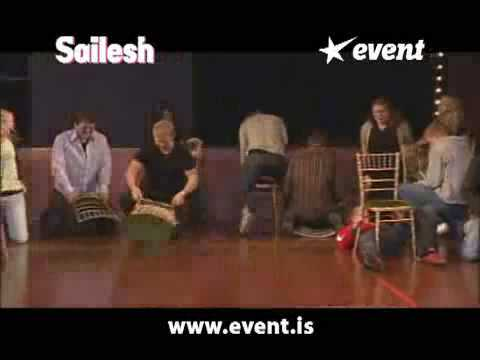 hypnose, sex with chair - YouTube