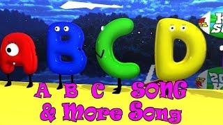 Alphabet ABC Song & More Song   Kids Songs   Nursery Rhymes   Baby Songs   Children Songs