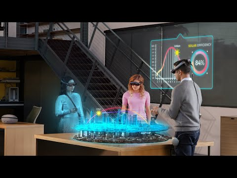 Spatial Computing for Enterprise with Magic Leap 1