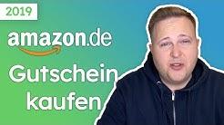 Amazon Gutschein kaufen
