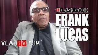 Frank Lucas on 'American Gangster', 5 Hits on Him, Telling on Dirty Cops (Flashback)