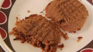 Vegan Almond Butter Cookies - Vegan Cookie & Dessert Recipe - Crave Episode 3