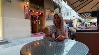 EKSKLUZIVNI PAPARACO: Prvi susret Ive i Marinka posle njenog izlaska iz Zadruge