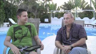 Интервью со СВОБОДНЫМ ЧЕЛОВЕКОМ Григорий Полищук в Доминикане