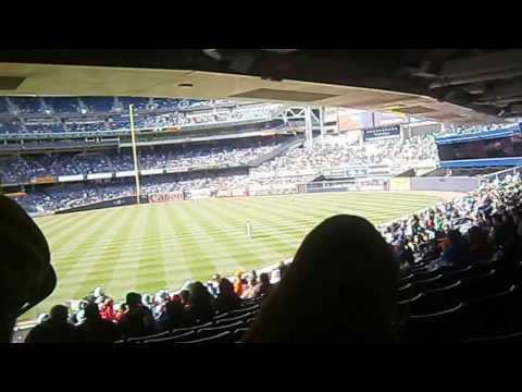 The Yankee Stadium