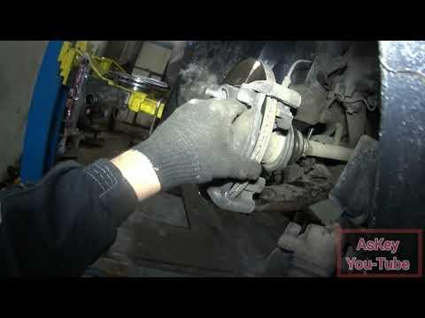 ✅ ✌🎥🛠👍Замена передних тормозных колодок и дисков Форд Фокус 2 #Ford #Focus