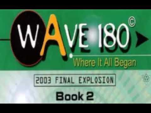 Wave 180 Book Disc 2