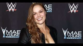 Ronda Rousey breaks silence I did a whole lot of crying after UFC defeats