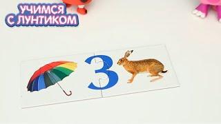 Учимся с Лунтиком | Алфавит, буквы Ж, З, И, Й | Сборник новых серий