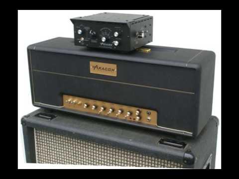 Alayon - WLR - ARACOM DRX Attenuator - ARACOM PLX100 Amplifier