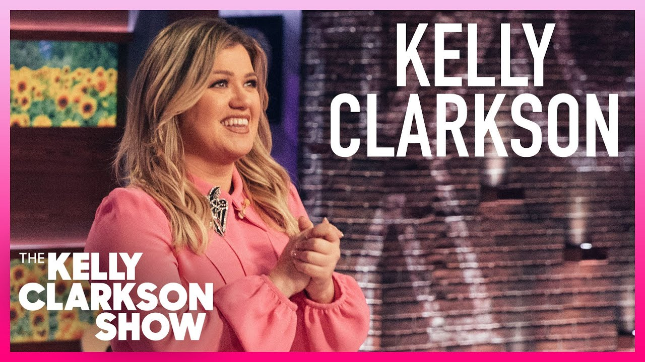 Kelly Clarkson Addresses Divorce: 'My Kids Come First' - YouTube