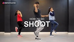 "How to do BlocBoy JB ""SHOOT"" Dance (FORTNITE HYPE DANCE)   Deepak Tulsyan Dance Tutorial"