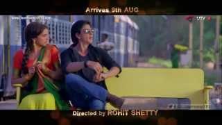 Chennai Express   Dialogue Promo   Teri Appa Ka Scooter Hu Jo Kick Marti