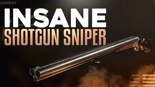 **INSANE SHOTGUN SNIPER!!** ( Call Of Duty: WW2 Compititive Gameplay )