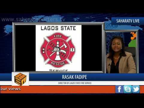 A Look Into The Lagos State Fire Service