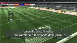 EA SPORTS FIFA 11 - Tutorial Portiere ITA