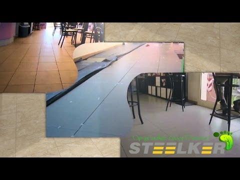Steelker ceramica a posa facile e fai da te youtube