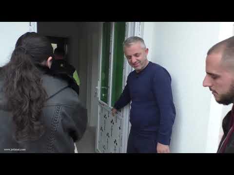 Familja nga Kamenica behet me shtepi te re