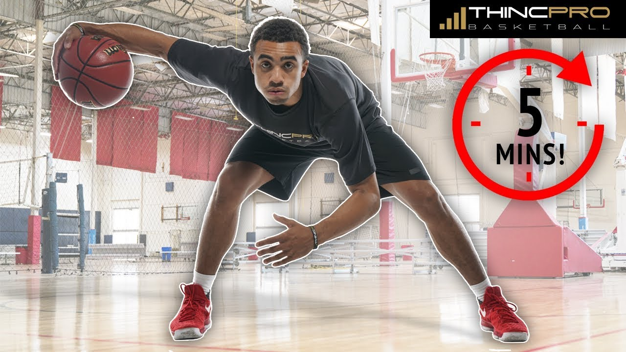 Youth Ball Handling Drills
