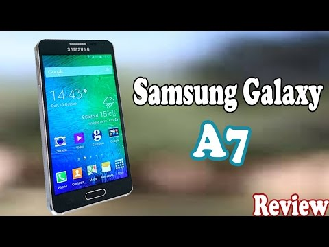 Samsung Galaxy A7 | Review en Español
