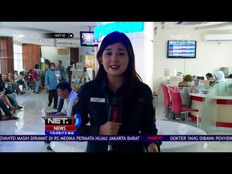 Live Report - Keadaan Novanto Membaik, Idrus Marham Besuk ke Rumah Sakit - NET10