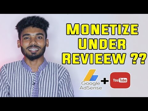 YouTube Monetization Under Review ??