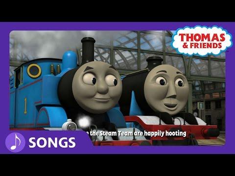 Hey, Hey Thomas!   Steam Team Sing Alongs   Thomas & Friends