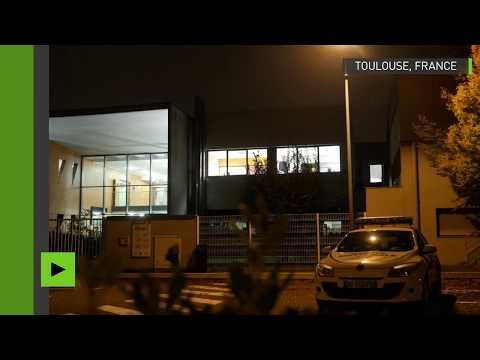 Une voiture fonce sur des étudiants à Blagnac, près de Toulouse : la police dépêchée sur place
