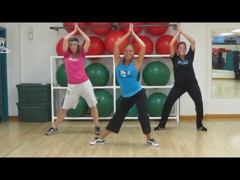 Zumba With Juli - Jai Ho - Move.D.C.