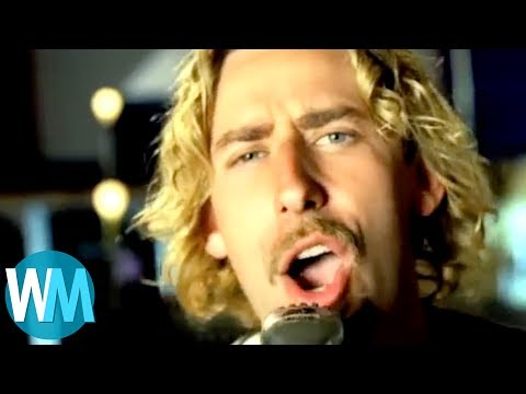 Top 10 Best Nickelback Songs Mp3